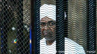 Sudan Khartum   Ex-Präsident Umar al-Baschir vor Gericht