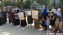 Berlin | Demonstration an der russischen Botschaft