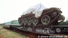 Archivbild 1994 | Abzug sowjetischer Truppen aus Estland