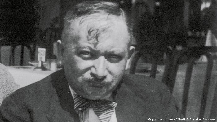Štefan Cvajg 1936. Ostende