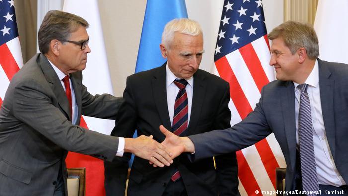 Рік Перрі, Пйотр Наїмський, Олександр Данилюк