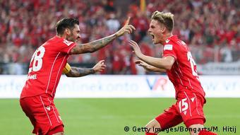Bundesliga - 1. FC Union Berlin v Borussia Dortmund | Jubel Berlin