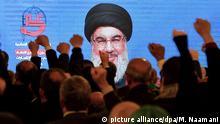 Libanon Hisbollah | Hassan Nasrallah