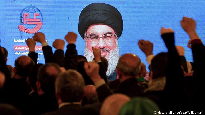 Pemimpin Hizbullah, Hassan Nasrullah.
