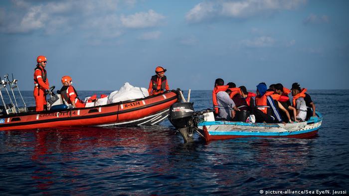 Niemcy, Francja, Włochy i Malta uzgodniły projekt rozdzielania rozbitków uratowanych na Morzu Śródziemnym