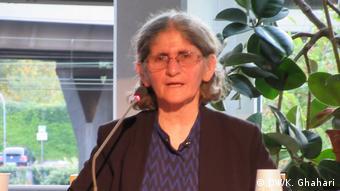 Malakeh Mostafa Soltani iranische kurdische politische Aktivistin