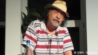 Hadi Khorsandi, iranischer Satiriker (DW/K. Ghahari)