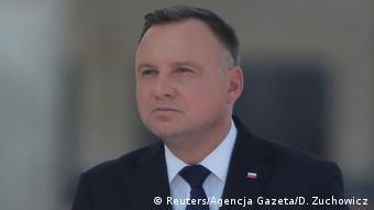 Andrzej Duda (Reuters/Agencja Gazeta/D. Zuchowicz)