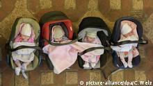 In Deutschland geborene Kinder von Geflüchteten