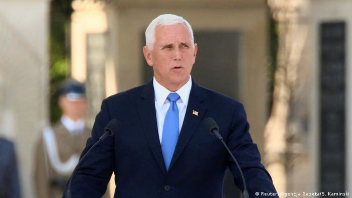 Vice President Mike Pence, USA