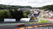 Formel 1 Großer Preis von Spa