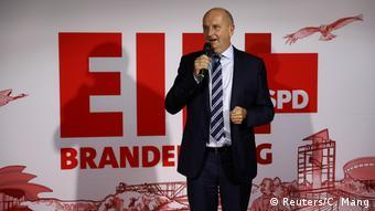 Landtagswahl in Brandenburg 2019 | Potsdam | Dietmar Woidke, SPD (Reuters/C. Mang)