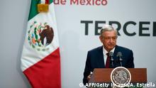 Mexiko | Präsident Andres Manuel Lopez Obrador