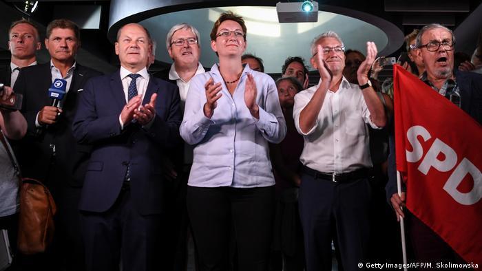 Socjaldemokraci są zwycięzcami wyborów do parlamentu krajowego w Brandenburgii