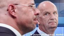 Landtagswahl in Brandenburg 2019 | Elefantenrunde | Kalbitz, AfD & Woidke, SPD