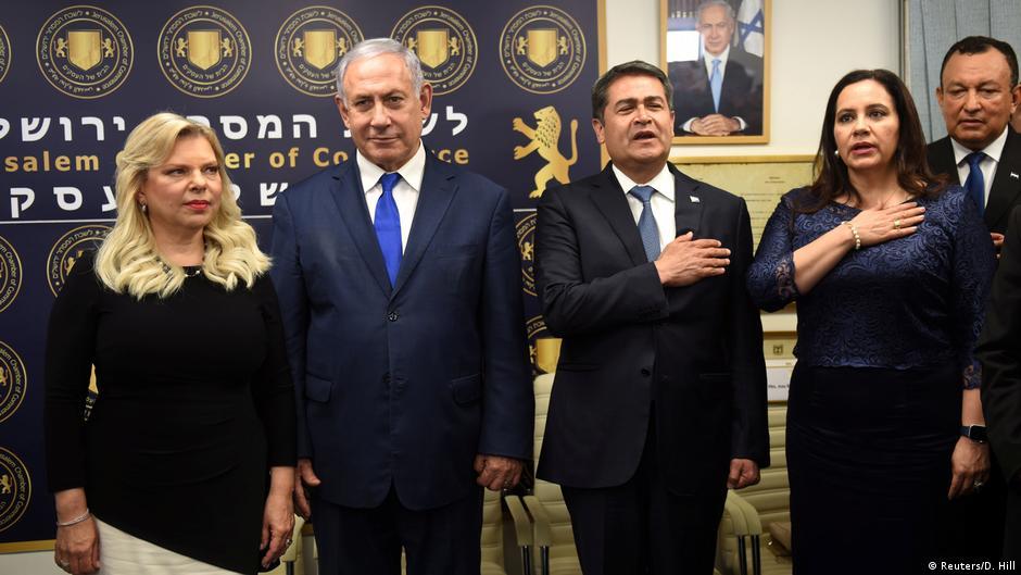 Honduras setzt Zeichen in Jerusalem | DW | 01.09.2019