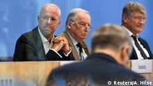 Bundespressekonferenz AfD