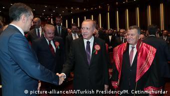 Cumhurbaşkanı Erdoğan adli yıl açılışında