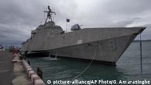Thailand | Gemeinsames Marinemanöver ASEAN und USA