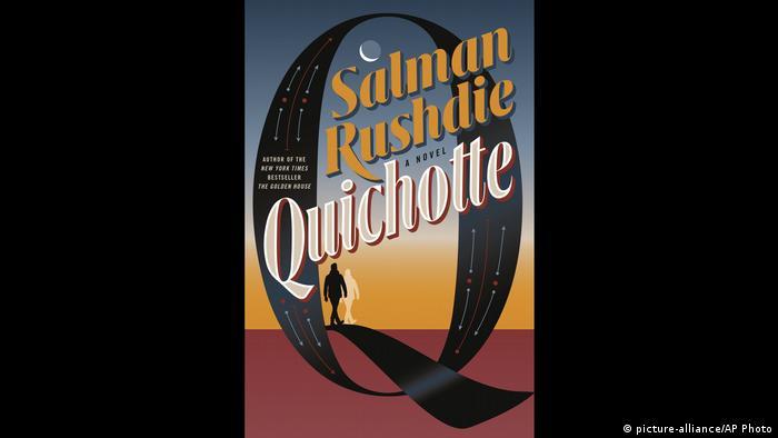 Book cover Salman Rushdie Quichotte (picture-alliance/AP Photo)