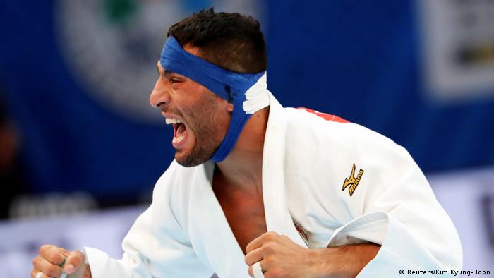 Judo WM 2019 Saeid Mollaei