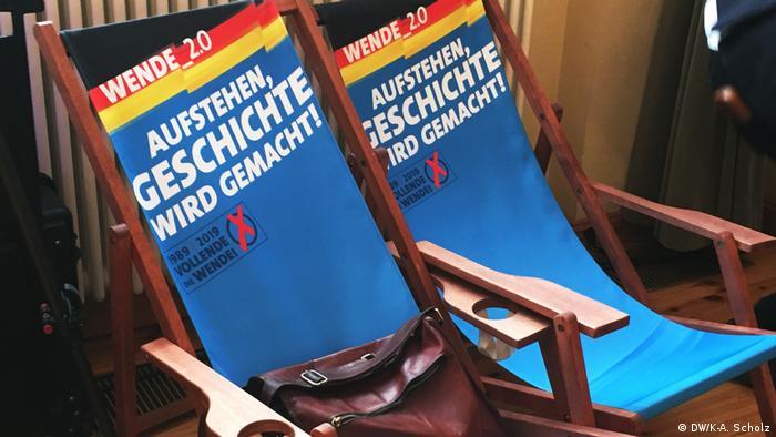 AfD Wahlparty Brandenburg