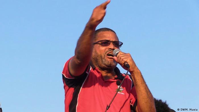 Mosambik FRELIMO Partei Pio Matos