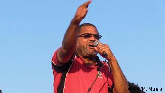Mosambik FRELIMO Partei Pio Matos (DW/M. Mueia)