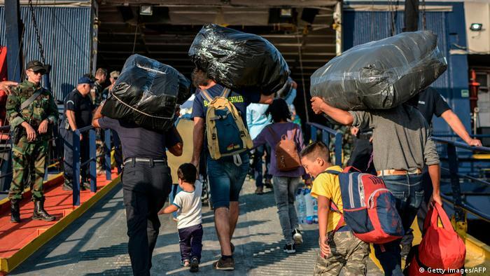 Flüchtlinge Griechenland Lesbos