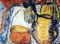 'Natureza Morta Romana', de Erich Heckel, foi roubada do Museu Brücke em 2002