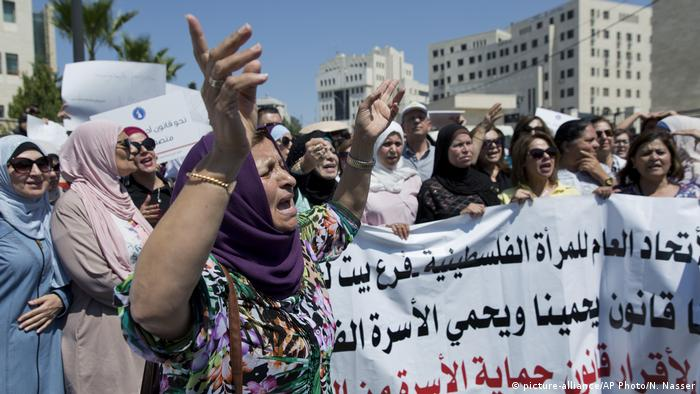 Palestinian ′honor killing′ sparks outrage, calls for women