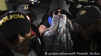 Guatemala Korruption Sandra Torres