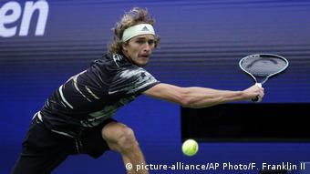 US Open Tennis Alexander Zverev