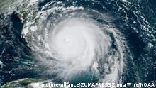 Hurrikane Dorian 2019