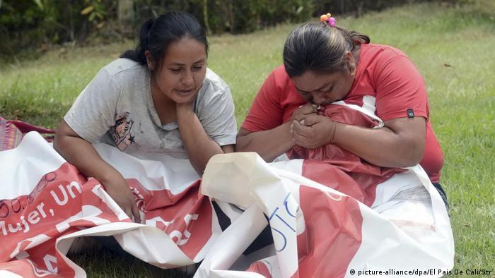 Bürgermeisterin-Kandidatin in Kolumbien getötet (picture-alliance/dpa/El Pais De Cali/Str)