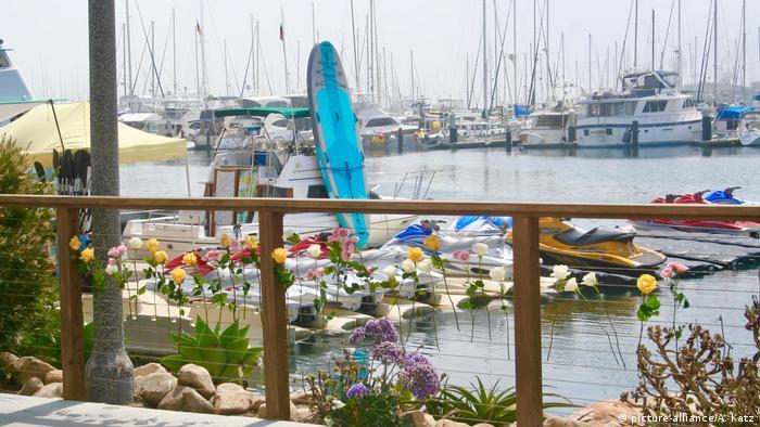 Muelle de Santa Cruz, California