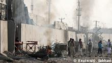 Afghanistan, Kabul: Erneute Explosionen