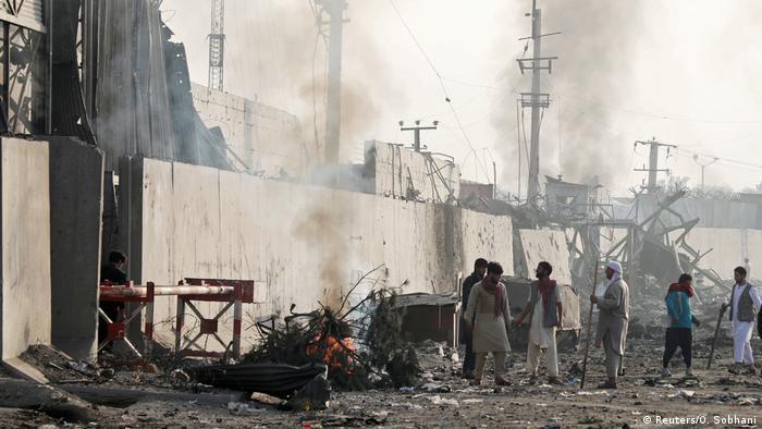 После взрыва 2 сентября в Кабуле