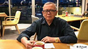Indonesien Johnny Patta Stadtplanungsexperte