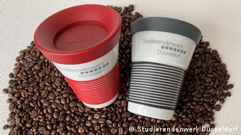 В Дюссельдорфе студентам теперь предлагают только многоразовые кружки