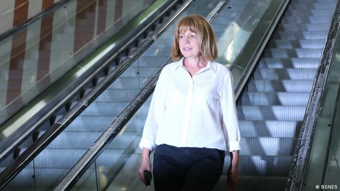 Кметицата на София Йорданка Фандъкова