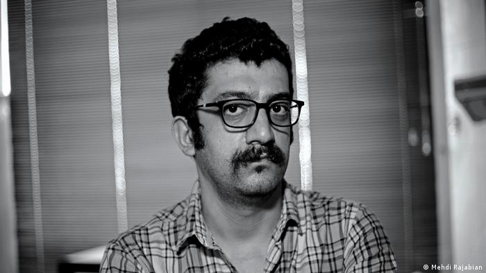 Iranian activist-musician Mehdi Rajabian