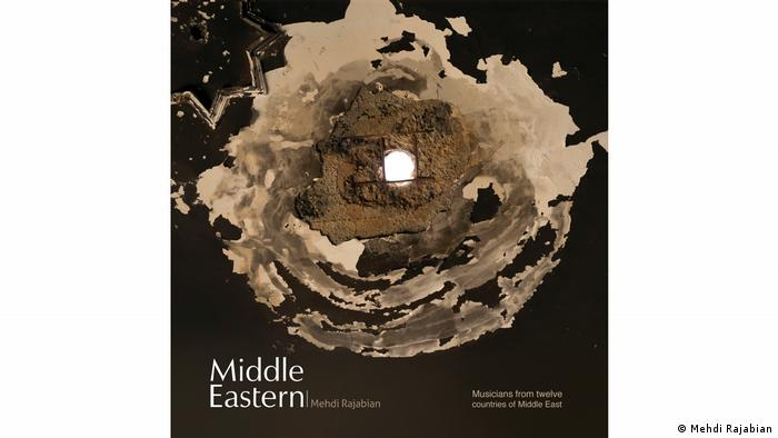 Album Cover of Middle Eastern by Mehdi Rajabian
