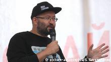 Russland, Moskau: : Journalist Ilya Azar