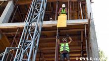 Serbien Lage des Bausektors in Nis | Türkische Arbeiter