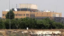 Irak US Botschaft in Bagdad