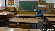 Nord-Mazedonien | Schulbeginn in Skopje
