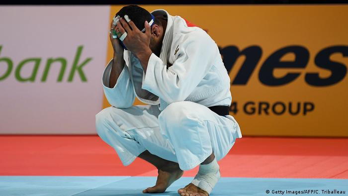 Judo- Saeid Mollaei (Getty Images/AFP/C. Triballeau)