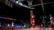 China Basketball WM Nationalmannschaft Iran