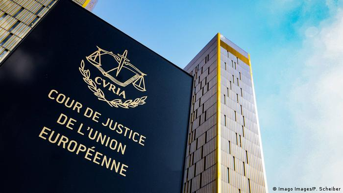 Luxembourg, ECJ